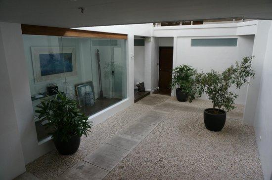 Hotel Durban: Third floor atrium