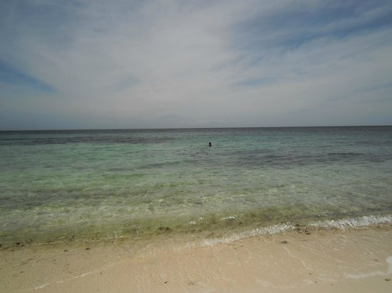 East Coast White Sand Resort & Recreation Center: amazing sea