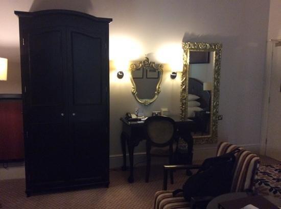 Harte & Garter Hotel & Spa: Beautiful decor!