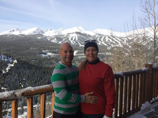 The Lodge at Breckenridge: the first morning
