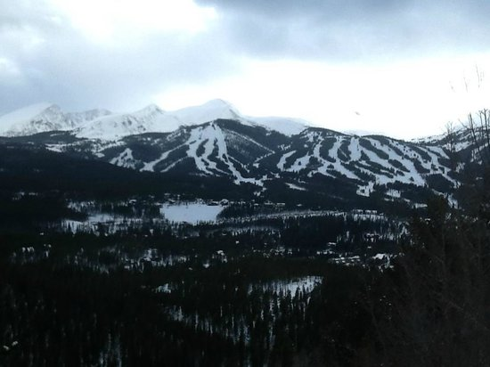 The Lodge at Breckenridge: great day on the Mt.