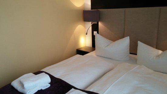 Goethe Hotel: Room