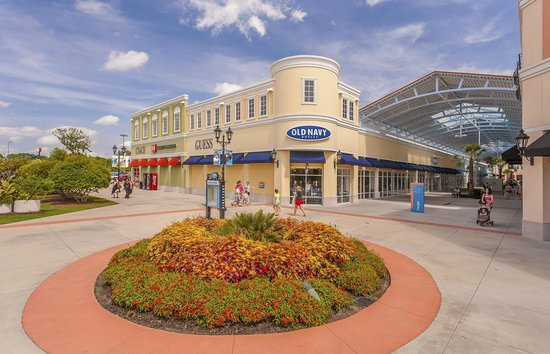 Tanger Outlets Charleston  Picture Of Tanger Outlets