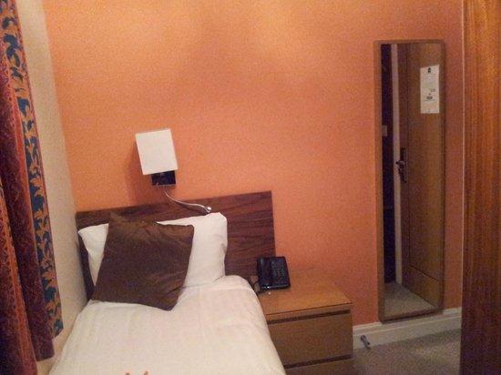 Sheriff Hotel: Habitación individual