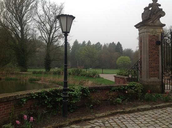 Schloss Lembeck: Park