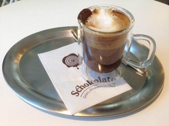 Schokolato Bar Gelateria : zu Empfehlen :-)