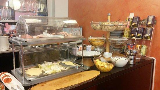 Goethe Hotel : Breakfast