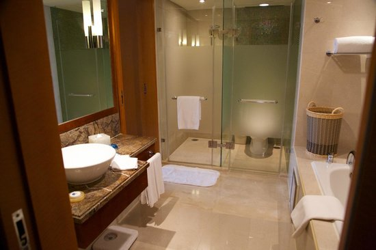 Park Plaza Wangfujing: Bathroom