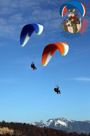 Kangaroo Tandem Tenerife Paragliding Center