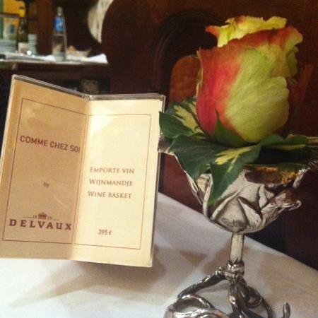 Comme chez Soi : Presentacion de la mesa