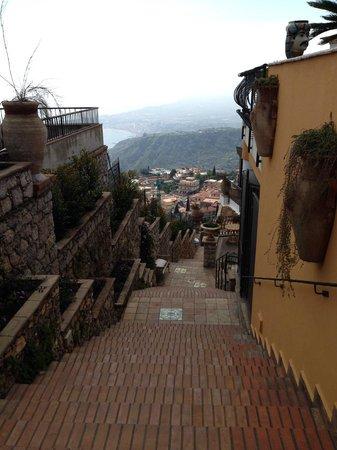 Hotel Villa Ducale: Entrance to hotel