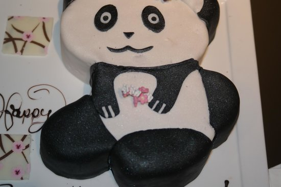 Washington Marriott Wardman Park : Panda Cake