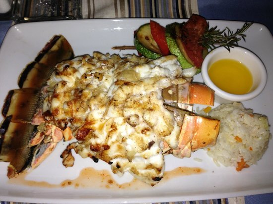 Blue Lobster: delish!!