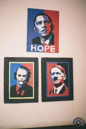 The Dak Hermitage: Posters