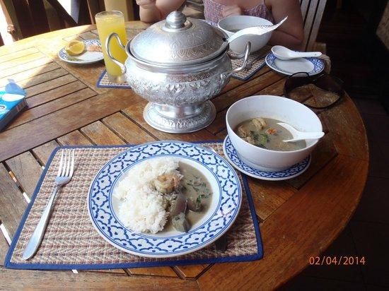 Wang Thai : curry