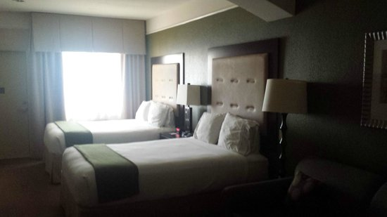 Holiday Inn Express Hotel & Suites Galveston West - Seawall : very comfortable