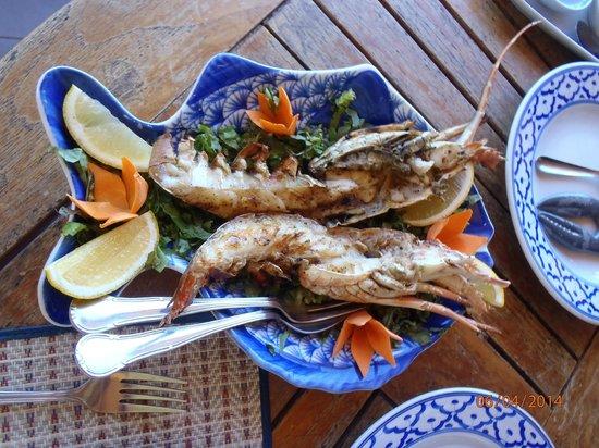Wang Thai : lobster