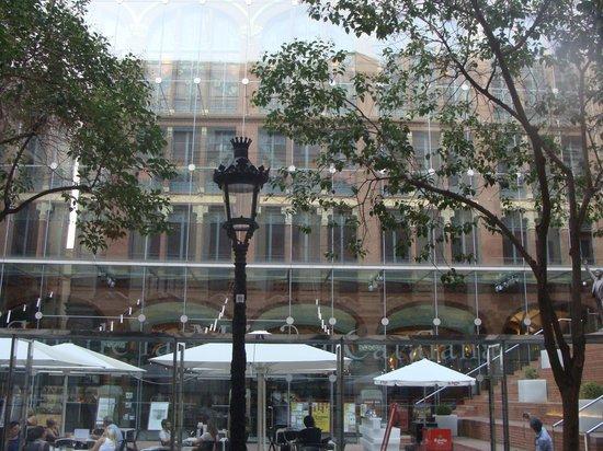 Palais de la Musique Catalane (Palau de la Musica Catalana) : Palau de la Música Catalana - Ingresso principale