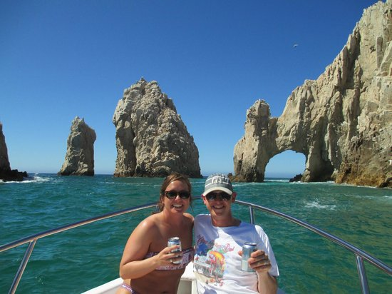 Roger's Glass Bottom Boat Tours: fantastic trip, cheers!