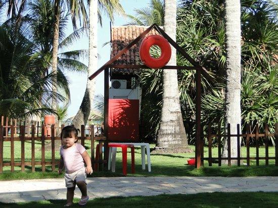 Serrambi Resort: Kids
