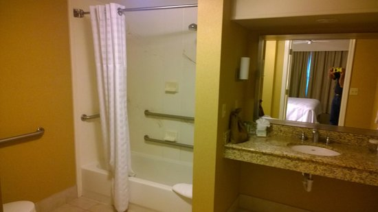 Homewood Suites by Hilton Lake Mary: bath room