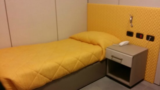 Camplus Guest : Single bed