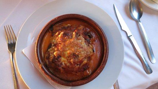 Odissea Restaurant: Lasajne