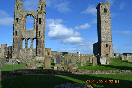 St Andrews Cathedral: Sheer magnificence