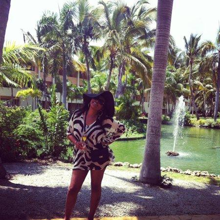 Catalonia Bavaro Beach, Casino & Golf Resort: Me