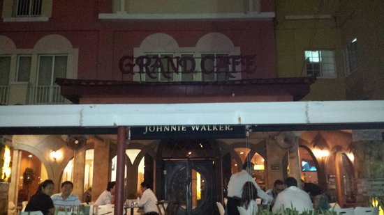 Grand Cafe at Panaderia Mediterranea