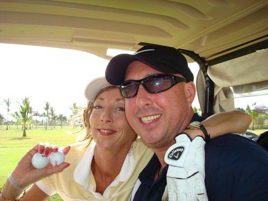 Catalonia Bavaro Beach, Casino & Golf Resort: Catalonia Caribe Golf Club