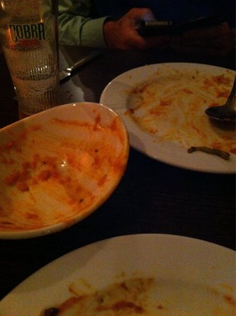 Gurkha 3 Nepalese & Indian Cuisine: Too delicious to leave anything!!!