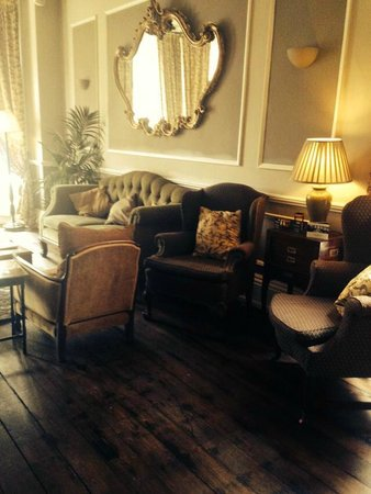 Marmadukes Town House Hotel: lounge