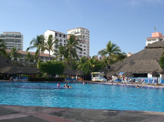 Meliá Vacation Club Puerto Vallarta: Pool