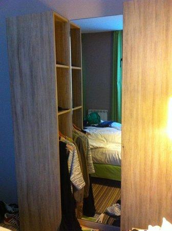 Hotel Floridor Etoile: Klädförvaring 2