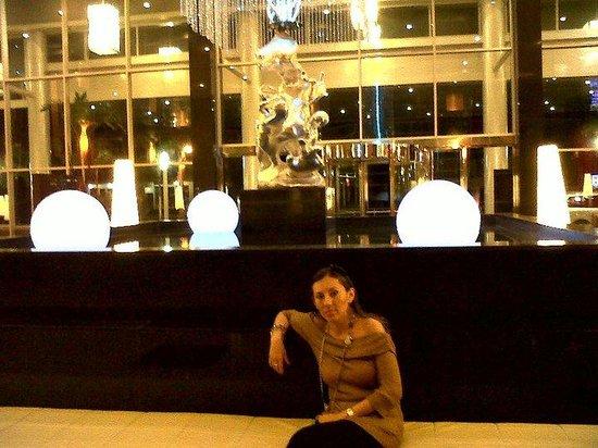 Lobby Hotel Riu Plaza Panamá
