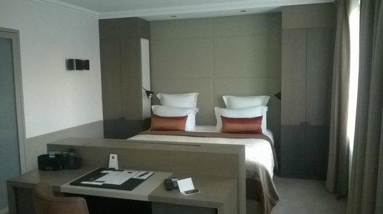 Hotel Villa Saxe Eiffel: camera