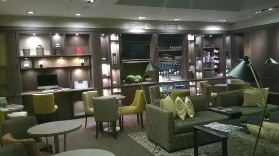 Hotel Villa Saxe Eiffel: stanza relax-riunioni