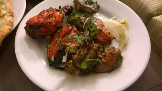 Memories of India II: Dinner