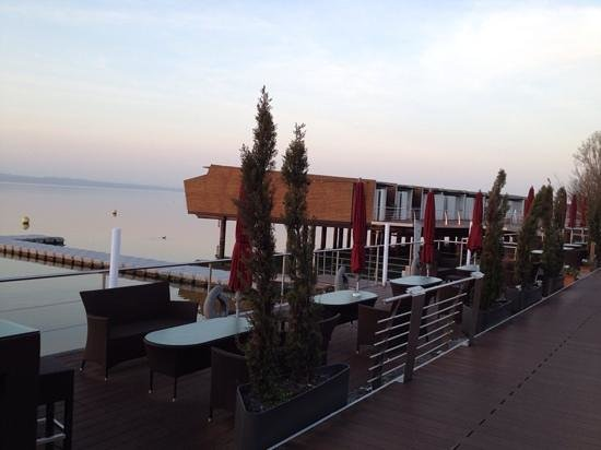 Hotel Palafitte: esterno