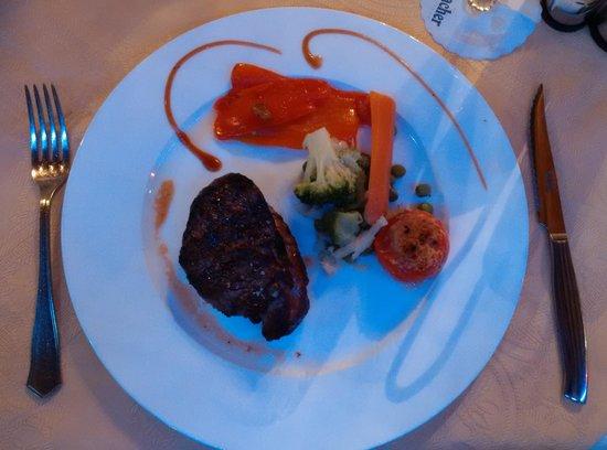Savoy: Filet Steak Grill