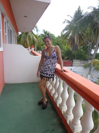 SABAS Beach Resort: en la habitacion