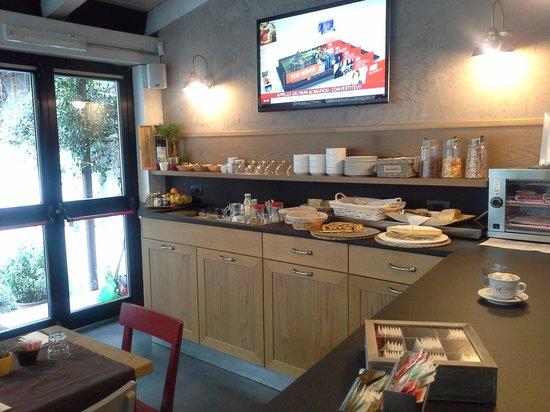 Biocity Hotel : colazione