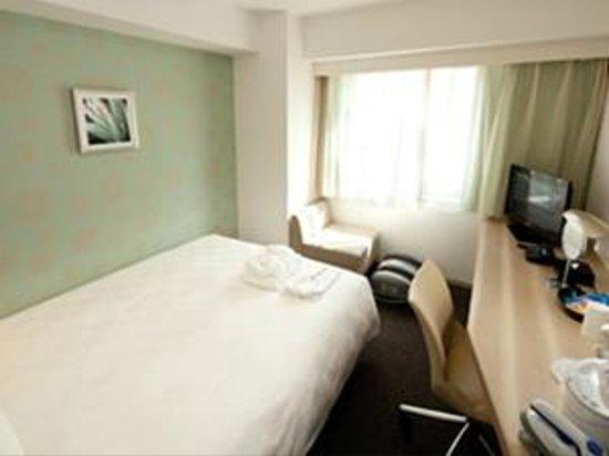 Daiwa Roynet hotel Tokyo Akabane : レディースルーム①