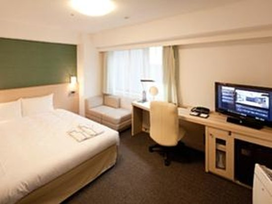 Daiwa Roynet hotel Tokyo Akabane : ユニバーサルルーム