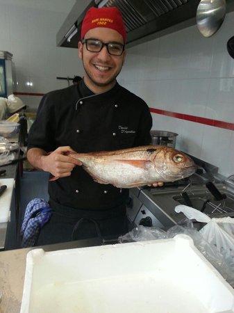 The Hungry Cat Restaurant: Pesce fresco garantito tutti i giorni
