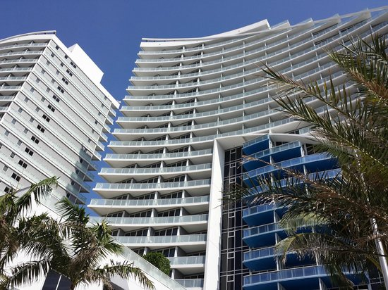 W Fort Lauderdale Towers