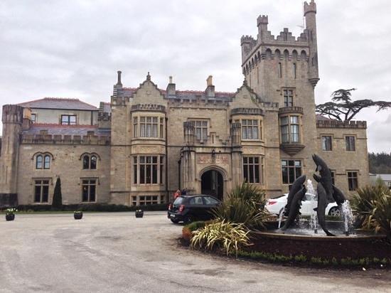 Lough Eske Castle, a Solis Hotel & Spa : Lough Esk castel april 2014