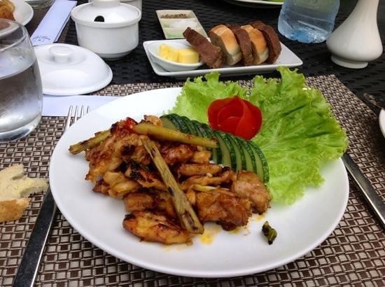 Vedana Lagoon Resort & Spa : lunch