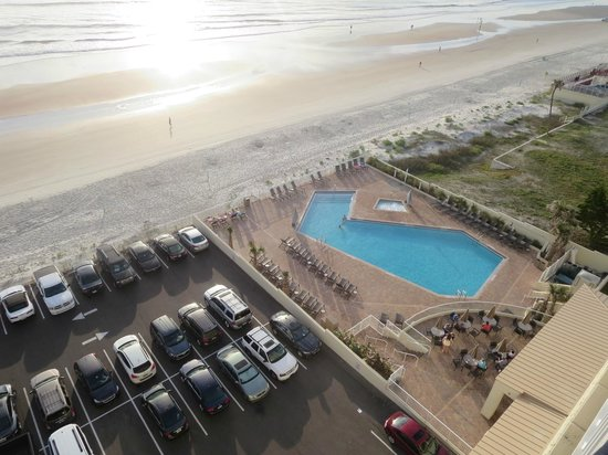 Hyatt Place Daytona Beach - Oceanfront : pool area